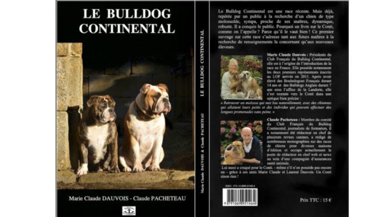 Belles Truffes - Bulldog Continental - Livre