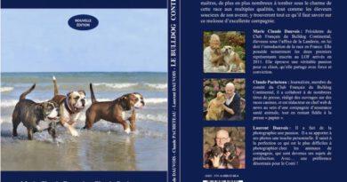 La nouvelle édition du livre sur le Bulldog Continental.