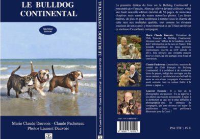 La nouvelle édition du livre sur le Bulldog Continental